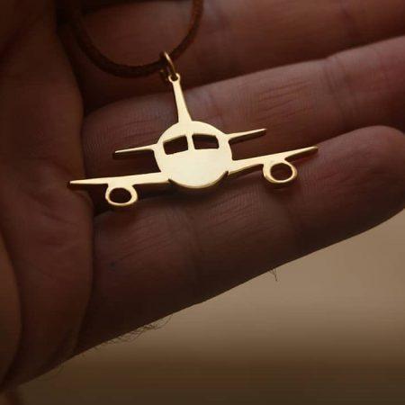 airplane-plaque